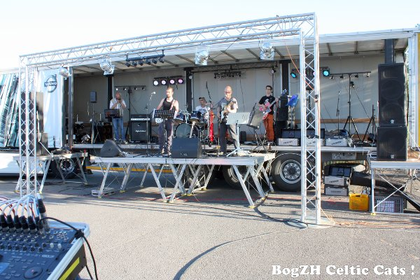 groupe de rock breton B2C Rock celtique punk celte folk